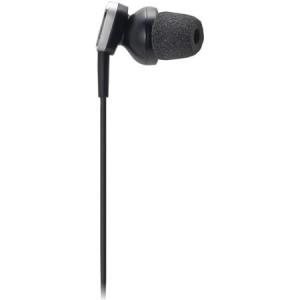 AudioTechnica ATH-ANC23 Quiet Point Noise-Cancelling In-Ear Earbuds