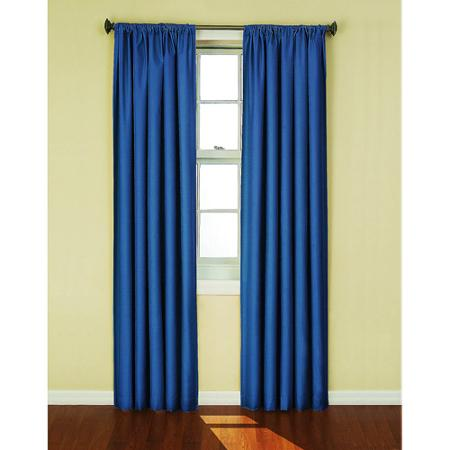 Eclipse Kendall Blackout Curtains For Kids - Denim