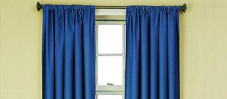 Eclipse Kids Kendall Curtains