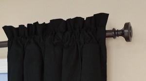 Eclipse Suede Energy Efficient Blackout Curtains