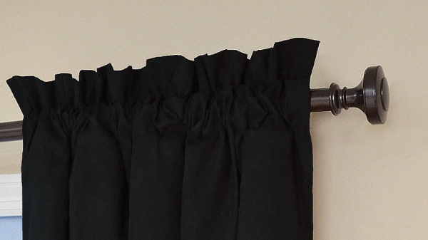 Sound Absorbing Curtains: Eclipse Suede Energy Efficient Blackout Sound Dampening Curtains Review