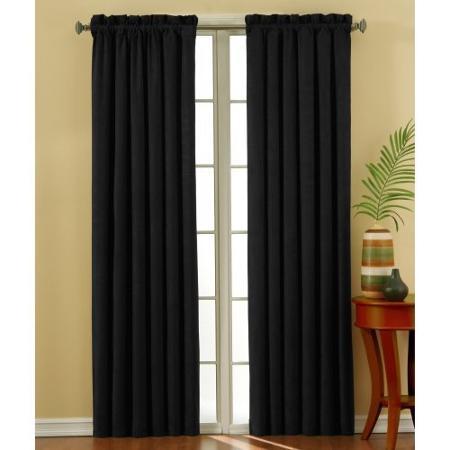 Eclipse Suede Energy Efficient Curtains