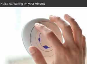 Sono Noise Cancelling On Your Window