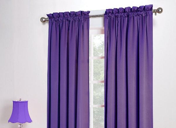Sun Zero Blackout Curtains