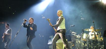 U2 at Gelsenkirchen, Source Wikipedia