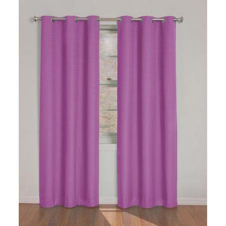 Eclipse, Best Thermal Curtains At Target - Eclipse Kids Dayton Curtains Plum Purple, Best Insulated Curtains