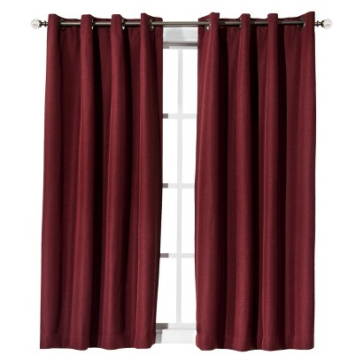 Our Best Blackout Curtains - Eclipse Fairfax Light Blocking Blackout Thermaweave Curtains