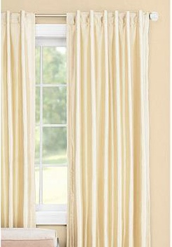 Top Heat Blocking Curtains - Better Homes And Gardens Thermal Faux Silk Curtains - Fresh Ivory