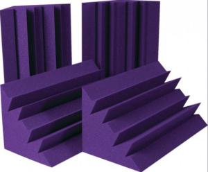 Auralex LENRD Bass Traps In Project 2 Roominator Sound Absorbing Foam