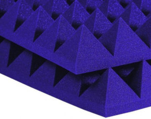 Auralex Pyramid Sound Proof Foam Panels