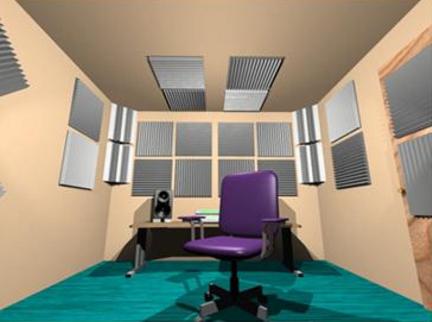 Auralex Roominator Kit Sound Absorbing Foam
