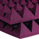 Auralex Studiofoam Pyramid Sound Proof Foam Panels