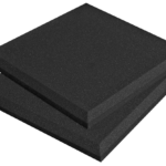 Flat Acoustic Sound Treatment Foam