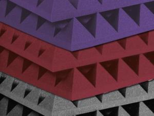 Sound Deadening Foam Panels Auralex Pyramid Foam