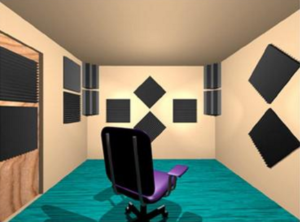 Soundproof Foam Panels Choice And Placement In Recording Studio: Pyramid Foam Vs Wedges